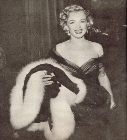 Marilyn at the Oscars, 1951