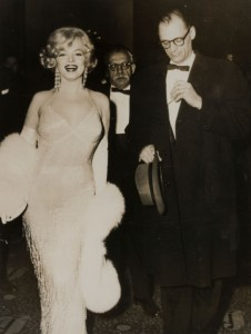 Some Like it Hot premiere, Chicago 1959, by George Dalmas