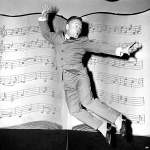 Mickey Rooney in 1957