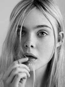 Elle Fanning for Interview - photo by Craig McDean