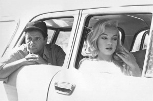Marilyn and Eli Wallach, 'The Misfits'