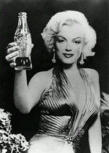 Also from the 'Gentlemen Prefer Blondes' era
