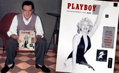 playboy-magazine-featuring-marilyn-monroe