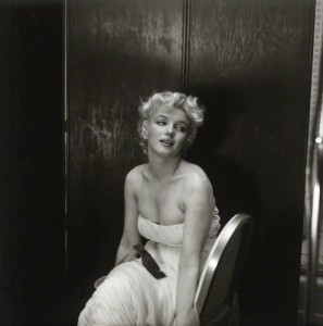 NPG x40663; Marilyn Monroe by Ed Pfizenmaier