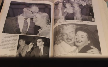 Pages from 'Arthur Miller: A Life' by Martin Gottfried (2003)