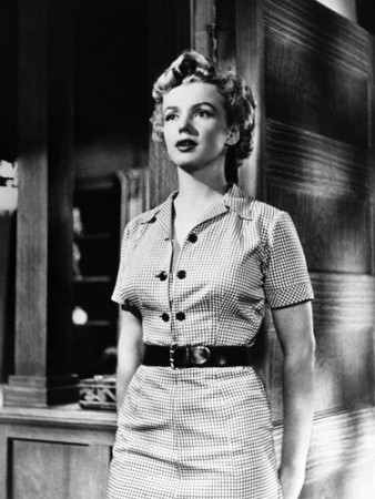 CLASH BY NIGHT, Marilyn Monroe, 1952