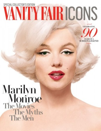 vanity fair marilyn-monroe-special-edition