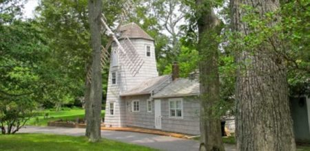 amagansett windmill house