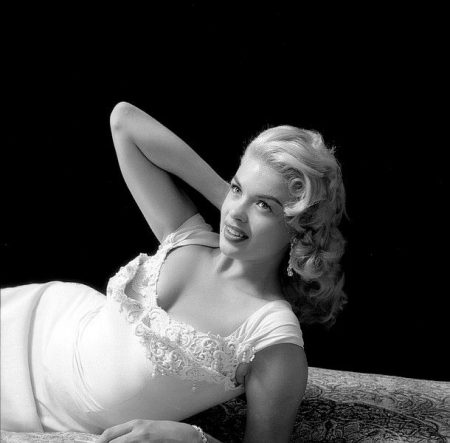 Jayne Mansfield, photographed by Milton Greene in 1956