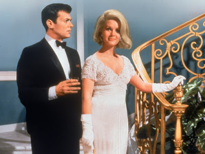 Debbie With Tony Curtis in 'Goodbye Charlie' (1964)