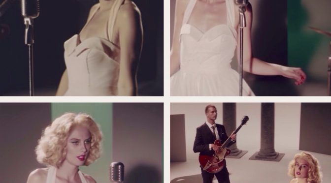 Wolf Alice Gets 'Unconventional' With Marilyn