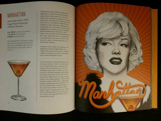 Sipping Manhattans With Marilyn – ES Updates